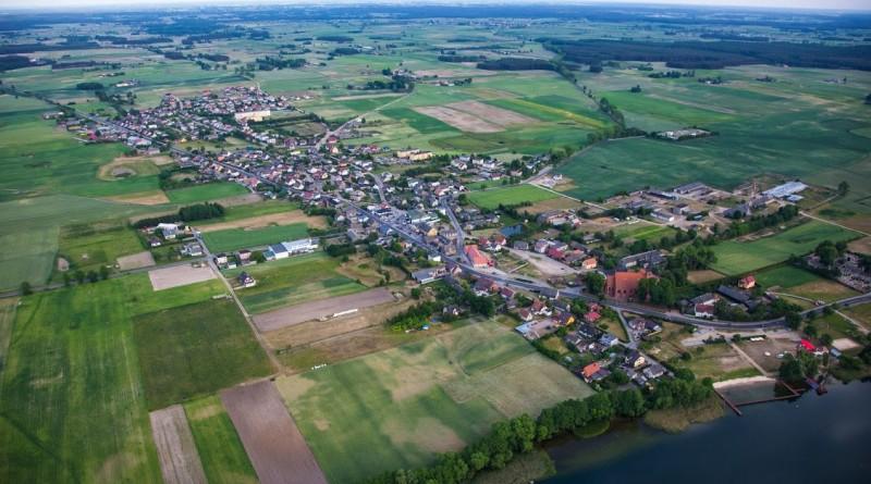 Zdjęcia lotnicze Gminy Lubiewo!