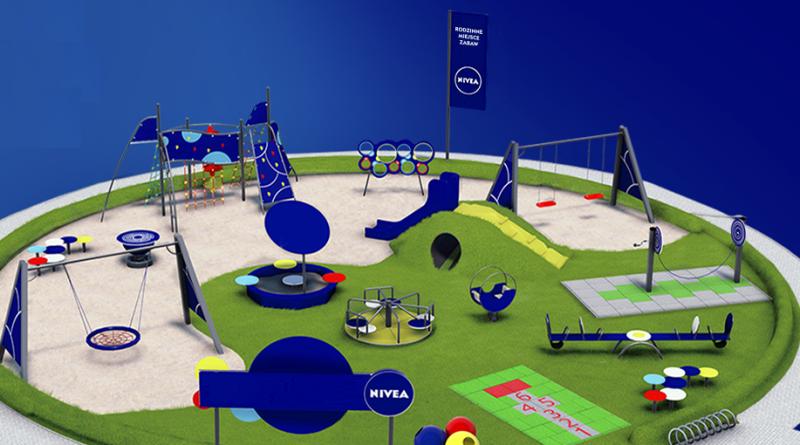 Podwórko Nivea – Rodzinne Miejsce Zabaw