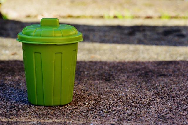Harmonogram wywozu odpadów komunalnych na rok 2017