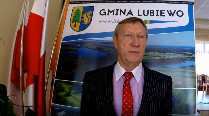 Wójt Gminy Lubiewo Michał Skałecki – 34 lata stałego zarządzania